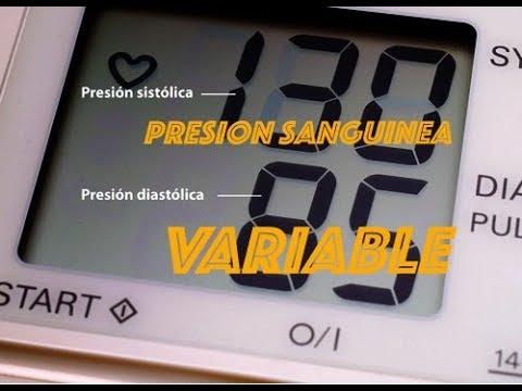 Videos caseros - Presión arterial variable