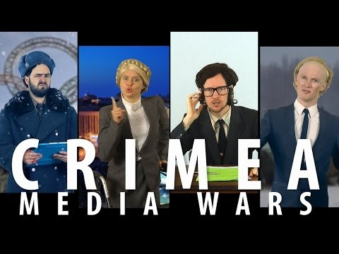 CRIMEA MEDIA WAR-GAMES