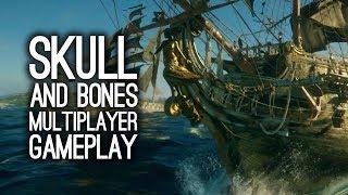 Skull and Bones Gameplay Trailer - Skull and Bones Trailer from E3 2017