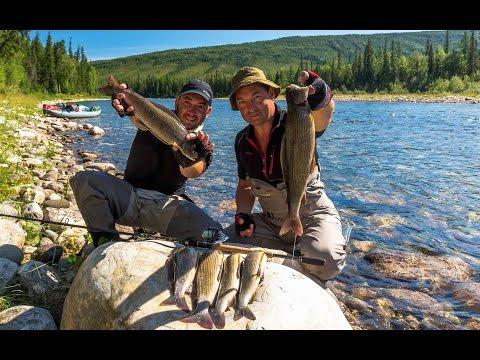 рыбалка сплавом урал