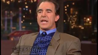 Jay Thomas on the Late Show with David Letterman #8, December 30, 1998