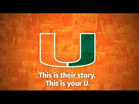 University Of Miami 2014 Donor Thank You Video