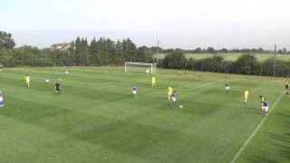 Ipswich Town's U14's scored an amazing goal against Millwall recently, with the young Blues knocking the ball around like...