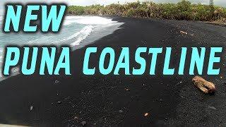 Video New Kilauea Volcano Puna Coastline Kapoho to Pohoiki Hawaii LATT #3 MP3, 3GP, MP4, WEBM, AVI, FLV September 2018