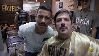 TV Sport revela o segredo do bigode de Fabrício