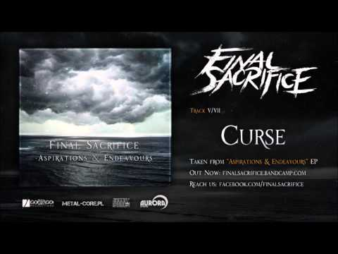 Final Sacrifice - Curse lyrics