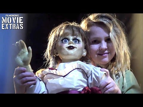 Video Go Behind the Scenes of Annabelle: Creation (2017) download in MP3, 3GP, MP4, WEBM, AVI, FLV January 2017
