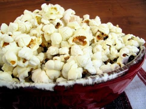 Popcorn - Microwave popcorn is one of the most unhealthy snacks you can eat but making it yourself is simple and nutritious. Learn how to make popcorn on the stove usi...