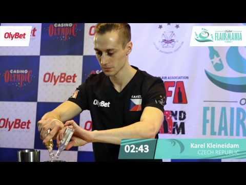 Karel Kleineidam OlyBet Flair Mania 2016
