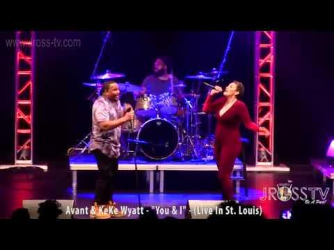 "James Ross @ Avant & KeKe Wyatt - ""You And I"" -  www.Jross-tv.com (St. Louis)"