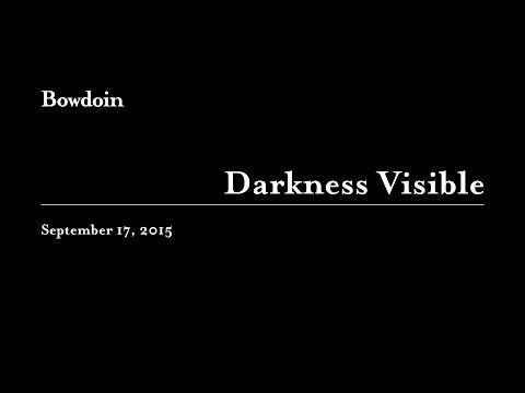 "Eleanor Harvey: ""Darkness Visible"""
