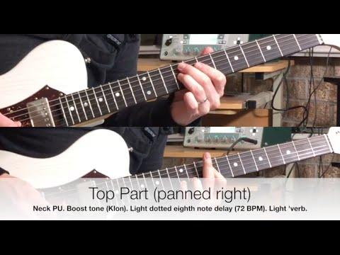 O Praise The Name – Hillsong Worship – Electric Guitar Tutorial