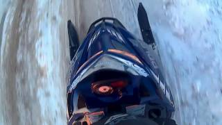 9. 2005 Polaris Fusion 900 Trail Ride