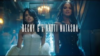 "Download Lagu Becky G presenta ""Sin Pijama"" feat. Natti Natasha Mp3"
