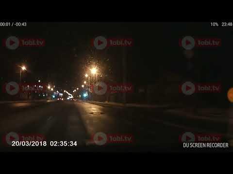ДТП в Челябинске на улице Героев Танкограда