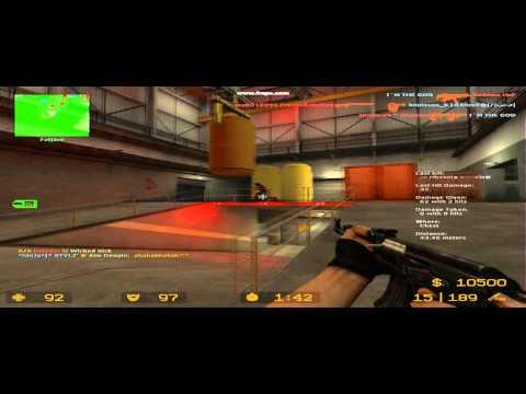 KolBásZ gaming config CS:S (Steam/Non_steam)