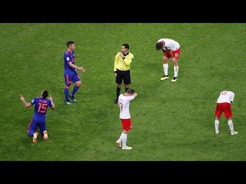 «Ζωντανή» η Κολομβία, απογοήτευση η Πολωνία