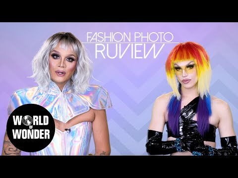 FASHION PHOTO RUVIEW: All Stars 4 Episode 7 with Raja and Aquaria!