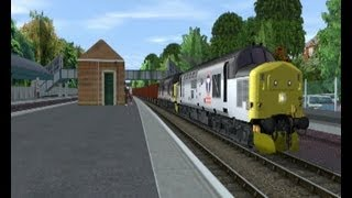 Streatley United Kingdom  city photo : Trainz at Goring & Streatley (Trz12)