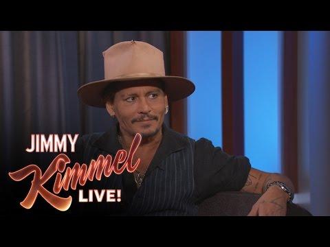 Johnny Depp Rev