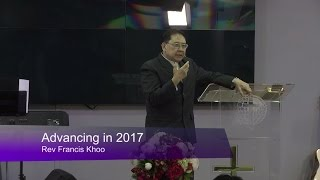 Advancing in 2017