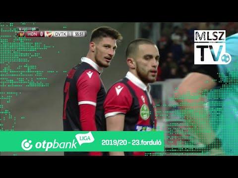 23. forduló: Honvéd - DVTK 0-4 (0-0)
