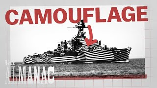 Video Why ships used this camouflage in World War I MP3, 3GP, MP4, WEBM, AVI, FLV Oktober 2018