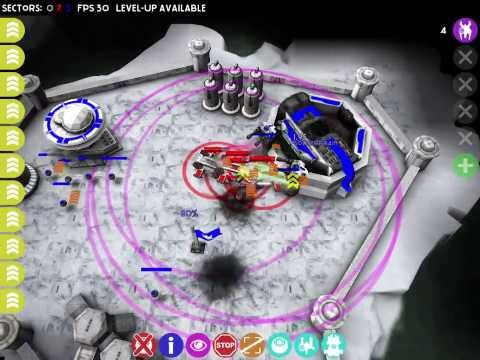 Video of ProjectY RTS 3d -public beta-