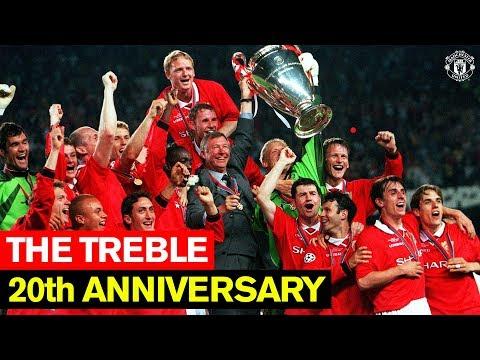 The Treble   20th Anniversary   Manchester United 1998/99