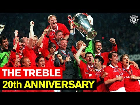The Treble | 20th Anniversary | Manchester United 1998/99