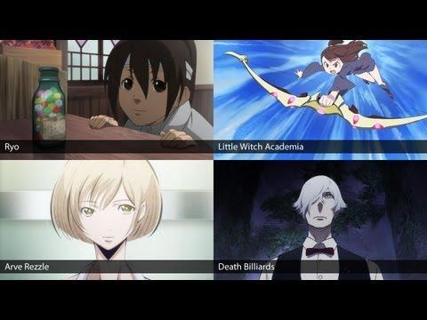 Anime Mirai 2013 Trailer (видео)