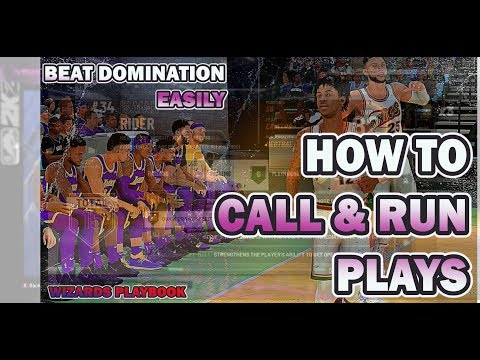 HOW TO CALL PLAYS & RUN PIC & ROLLS IN NBA2K20