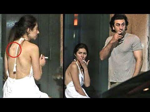 Ranbir Kapoor Mahira Khan DATING ! CAUGHT In New Y