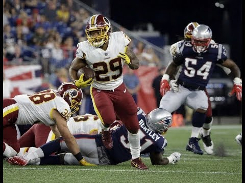 The Redskins Report: Preseason Game #1 | Redskins vs. Patriots 🏈🏈🏈  #LouieTeeLive