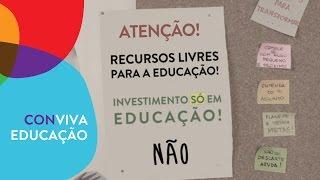 Arrecadação e investimento dos recursos da educação - Os recursos livres