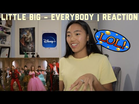 Filipino-Canadian Reacts to LITTLE BIG - EVERYBODY [Nice cover!]