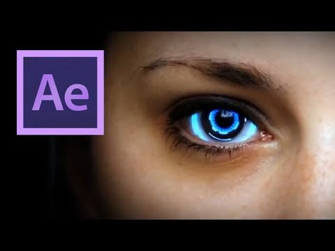 After Effects - http://www.VideoFort.com In this tutorial VideoFort Don shows you how to track 2D Element onto an eye. In the first step you need to find a good spot to trac...
