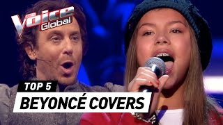 Video AMAZING BEYONCÉ SONGS in THE VOICE KIDS MP3, 3GP, MP4, WEBM, AVI, FLV Mei 2018