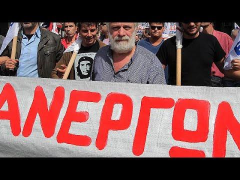 Σταθερά πρώτη ευρωπαϊκά στην ανεργία η Ελλάδα – economy