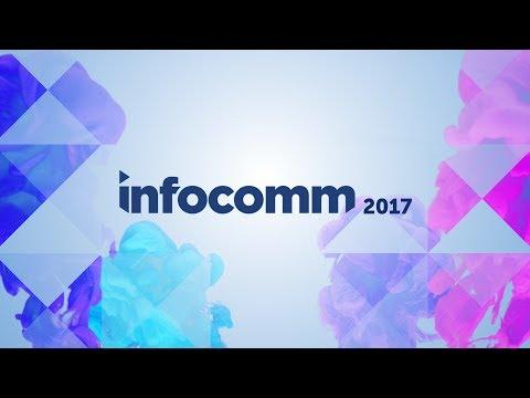 Barco @ Infocomm 2017