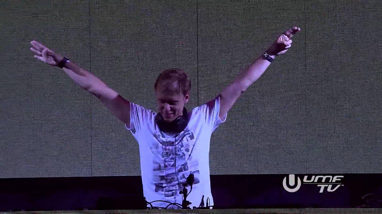 Armin van Buuren - Live @ Ultra Europe 2015