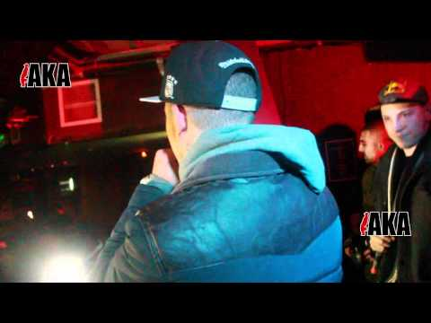 Sox VS Kozzie @ #LOTM Launch Party