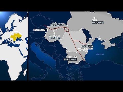 Ρουμανία και Βουλγαρία ενώνονται με τον αγωγό φυσικού αερίου BRUA – economy