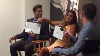 Bachelorette Jojo, Jordan Rodgers Play The Newlywed Game | GMA BACKSTAGE