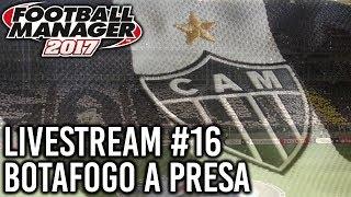 Bem vindos à livestream #16 do PlayRoom. Estamos a jogar FM2017, com o Clube Atlético Mineiro. Após a vitória na Liga...