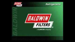 FilterSavvy - Baldwin Filters - Filtros de Refrigerante 6