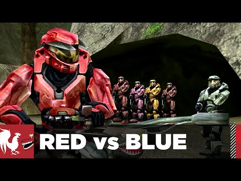 Season 14, Episode 3 - Fifty Shades of Red   Red vs. Blue