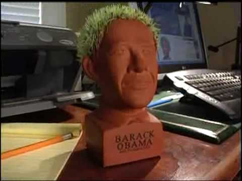 Chia Obama TV commercial
