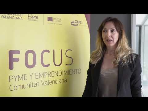 Entrevista a Reyes Vila en Focus Pyme y Emprendimiento Llíria 2019[;;;][;;;]