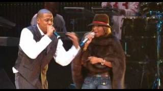 Jay-Z feat. Mary J Blige-Can´t knock the hustle(fade to Black)
